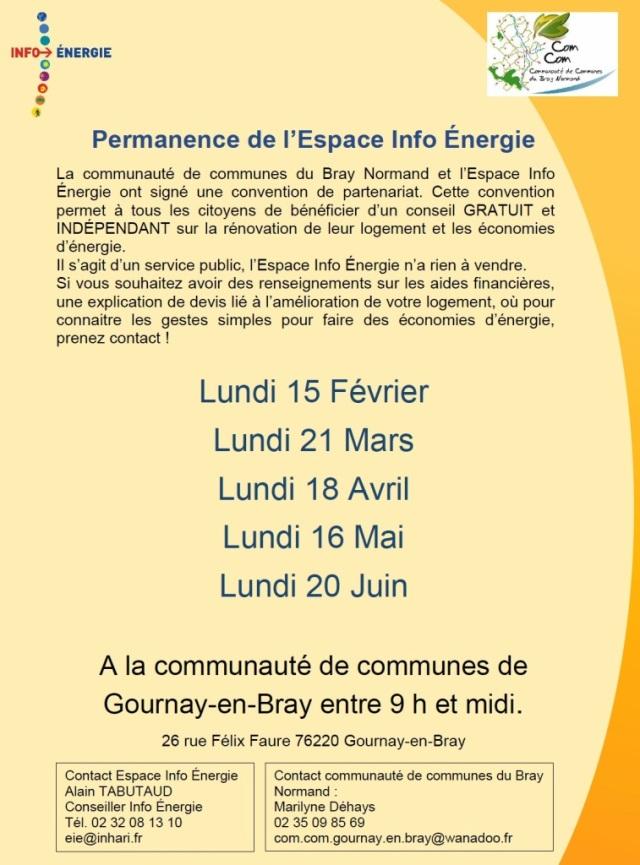 Info Energie